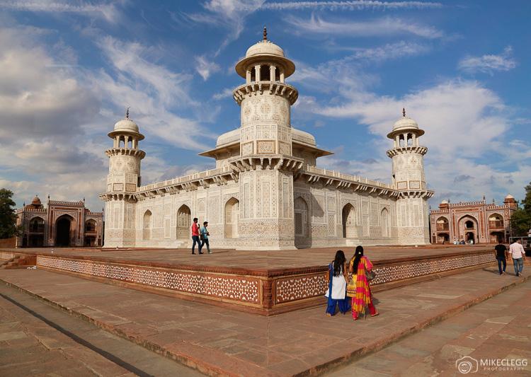 Tomb of I'timād-ud-Daulah in Agra