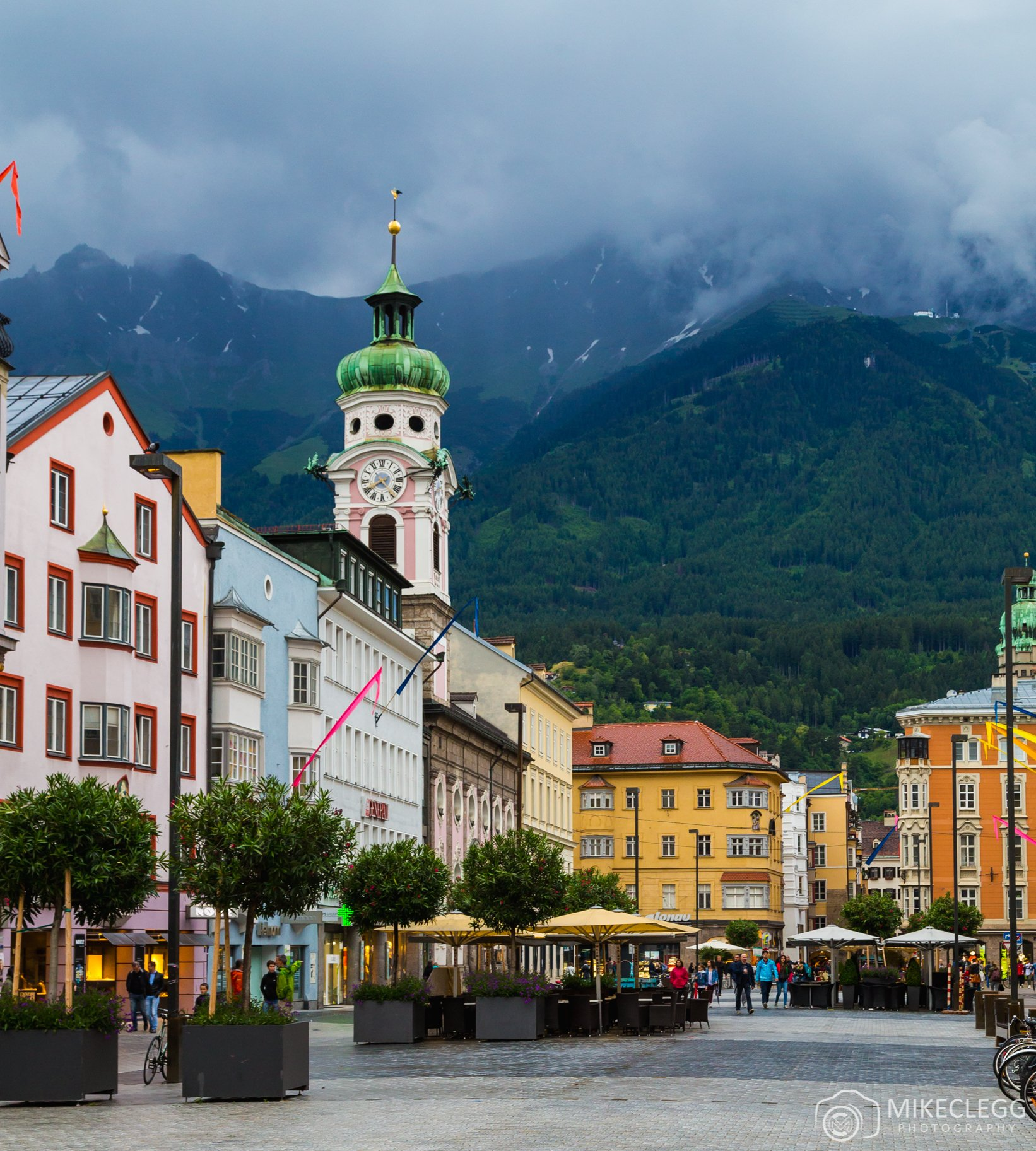 maria theresien strasse in innsbruck travel and destinations. Black Bedroom Furniture Sets. Home Design Ideas