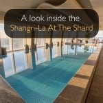 A look inside the Shangri-La At The Shard