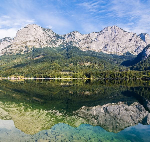 Lakes in Austria