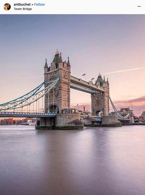 London Instagram photographers - @antbuchet
