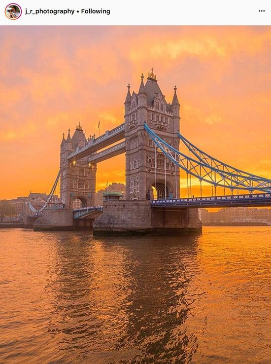 London Instagram photographers - @j_r_photography