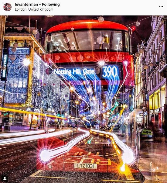 London Instagram photographers - @levanterman