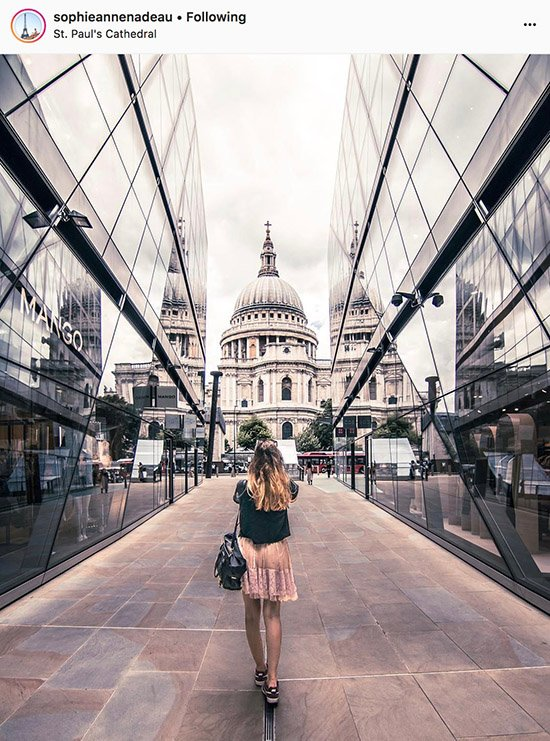 London Instagram photographers - @sophieannenadeau