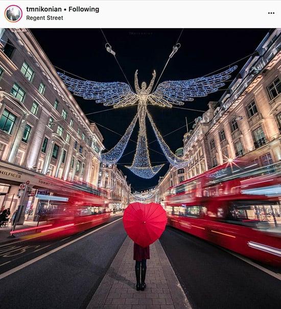 London Instagram photographers - @tmnikonian