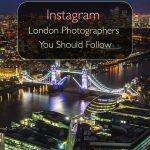 London Photographers You Should Follow on Instagram