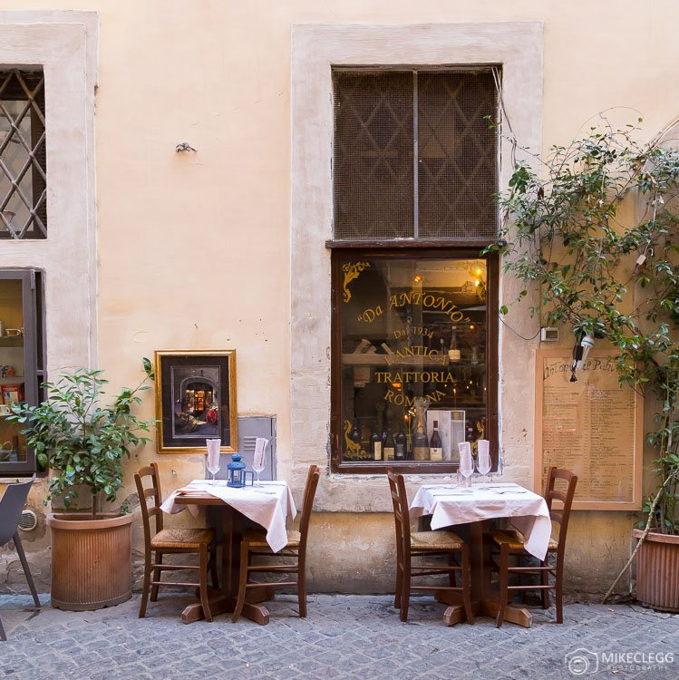 Restaurants in Italy