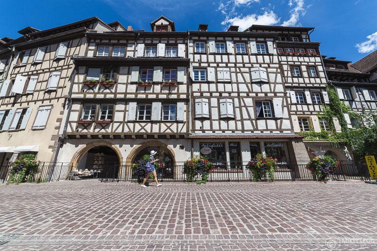 Architecture in Colmar