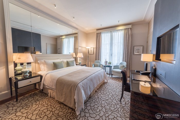 Art Delux rooms at Prince de Galles