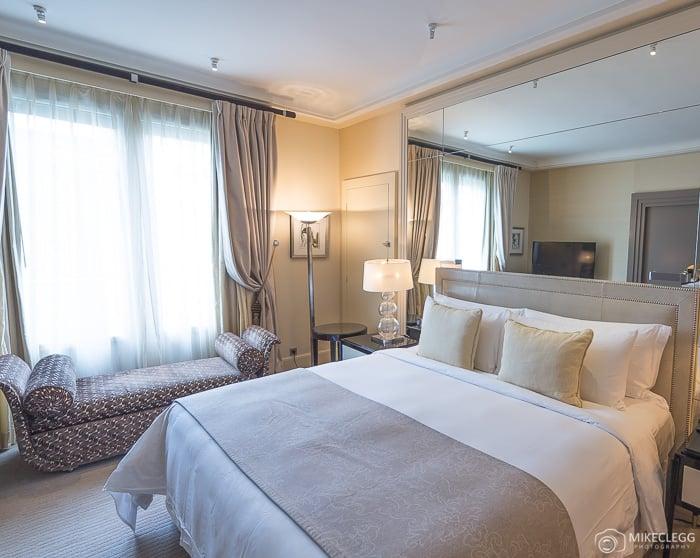 Bedroom of the Makassar Suites