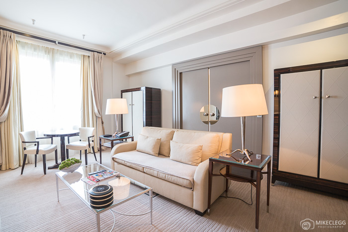 Bright Makassar Suite, Prince de Galles