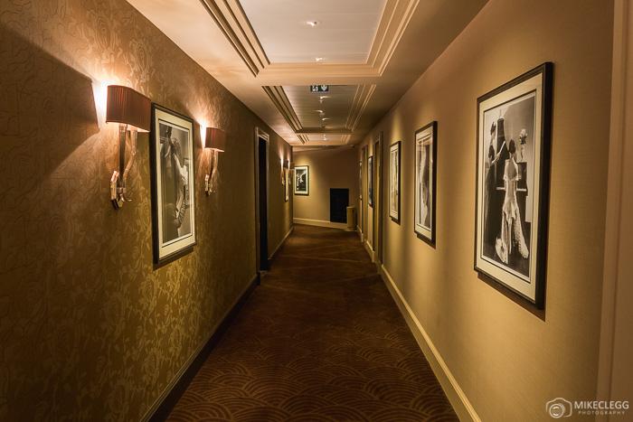 Corridors of the Prince de Galles