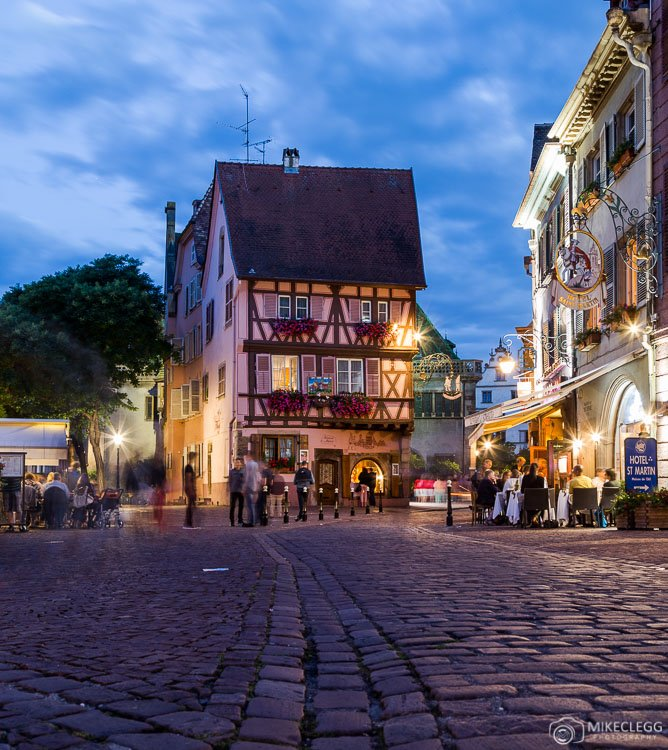 Nights in Colmar
