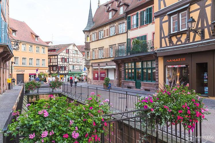 Streets of Colmar, Alsace