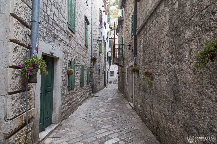 Beautiful Streets, Kotor Old Town