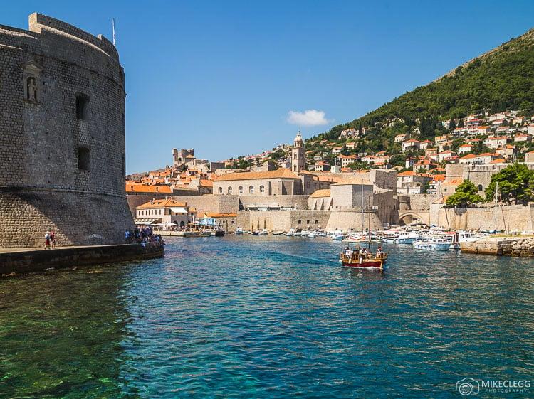 Boat trips in Dubrovnik