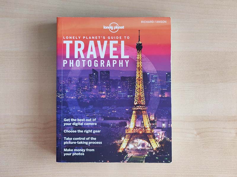 Lonely-Planet-Travel-Photography Book