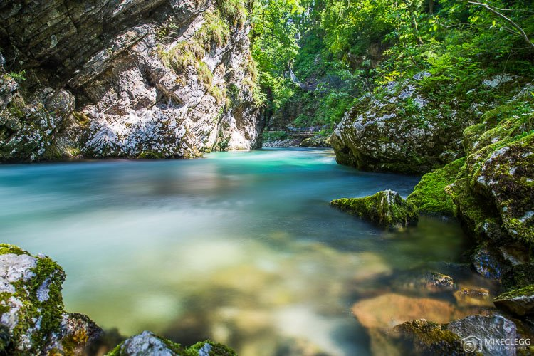 Radovna River, Vintgar Gorge