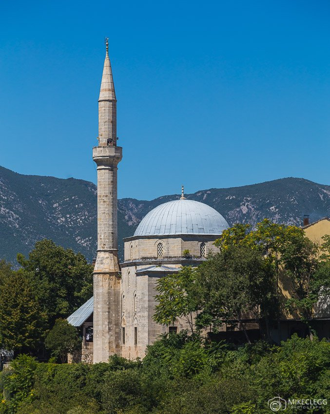 Beautiful Mosques, Mostar