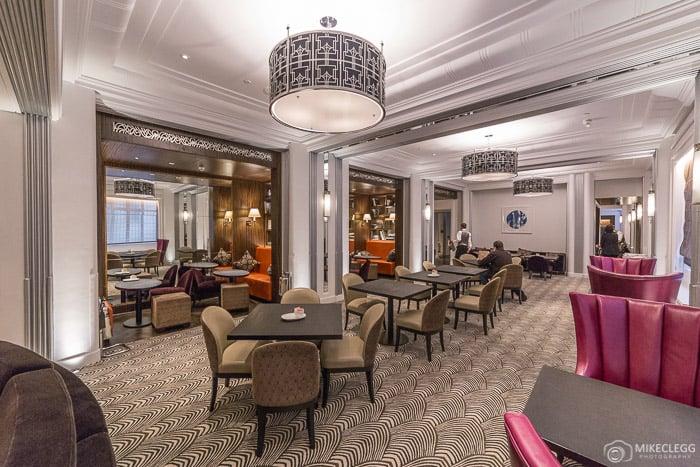 Club Lounge, Sheraton Grand London Park Lane