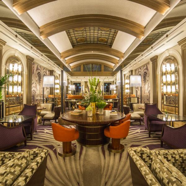 Sheraton Grand London Park Lane Hotel - Palm Court
