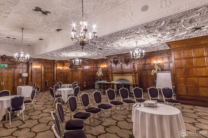 Oak Room at Sheraton Park Lane