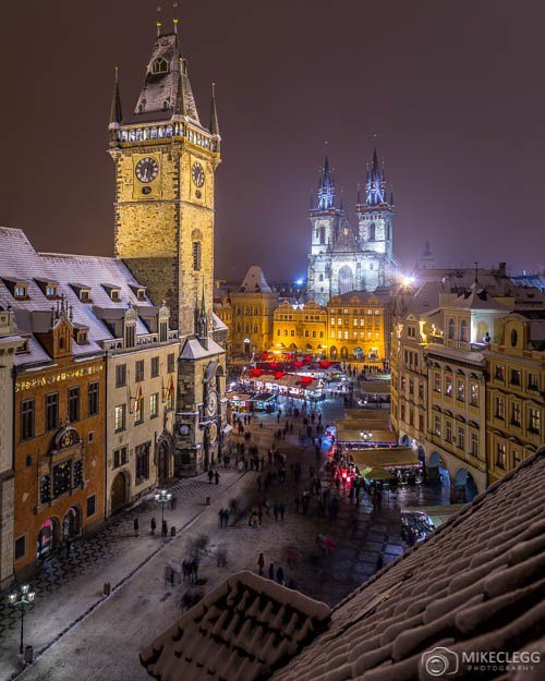 The best viewpoints in prague travel and destinations for Terrace u prince prague