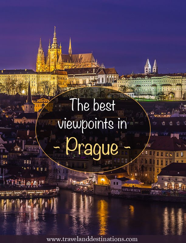 The best viewpoints in prague travel and destinations for Top ten prague