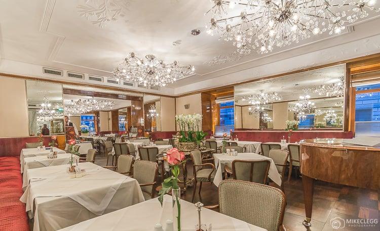 Café Imperial, Hotel Imperial Vienna