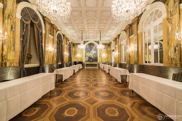 Event rooms at Imperial Hotel Vienna