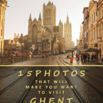 15 photos that will make you want to visit Ghent