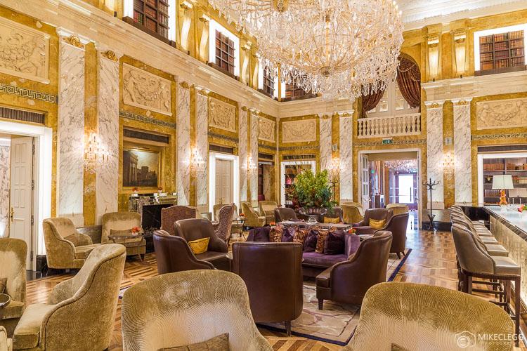 HalleNsalon 1873, Hotel Imperial Vienna
