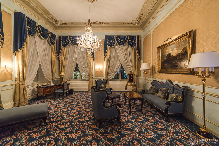 Imperial Suite, Hotel Imperial Vienna