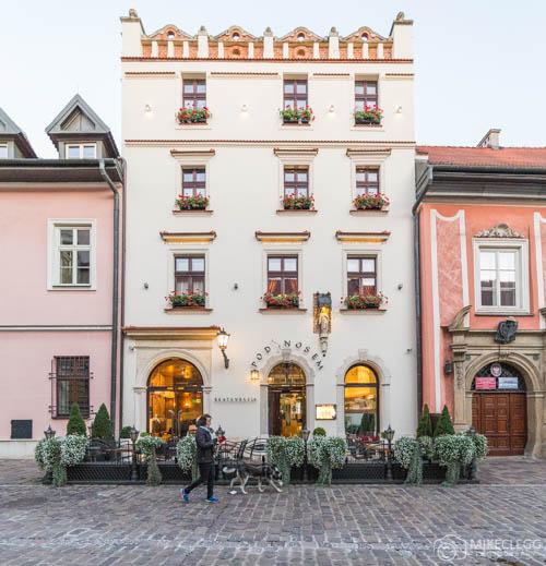 Pod Nosem Restauracja Krakow