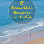 5 Beautiful Beaches in India