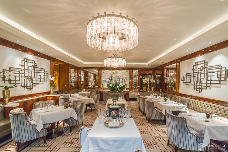 Restaurant OPUS, Hotel Imperial Vienna