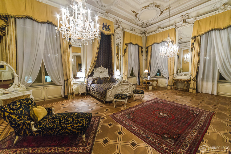 Royal Suite, Hotel Imperial Vienna