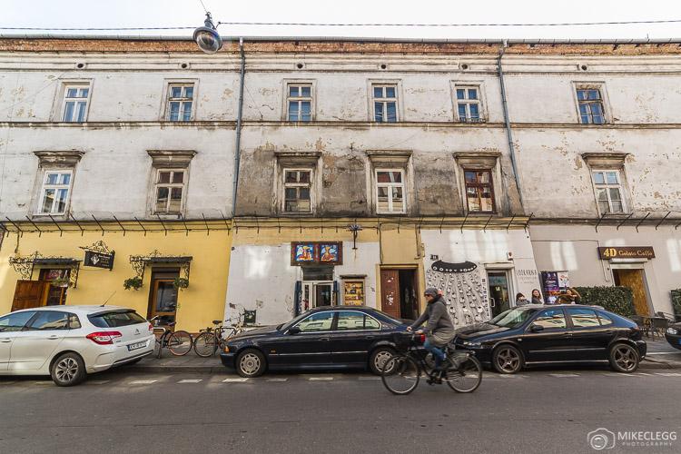 Ulica Jozefa, Krakow