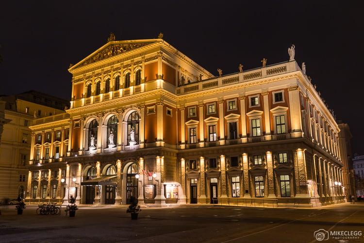 Wiener Musikverein, Vienna