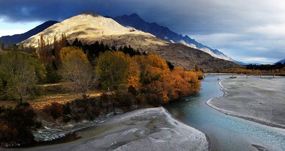 Shotover River. Otago NZ