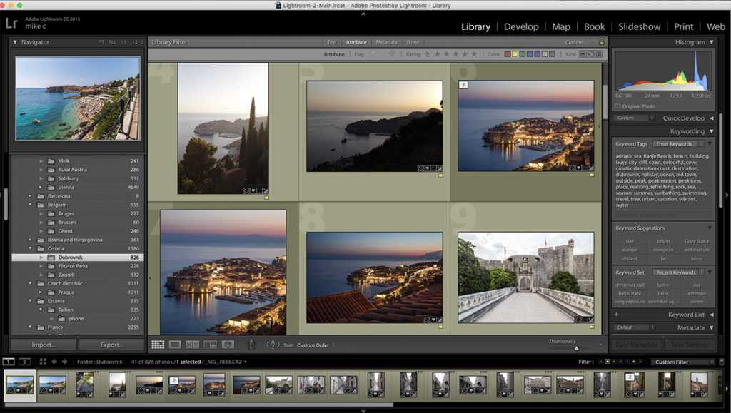 Adobe Lightroom - The Best tool for Photo Processing