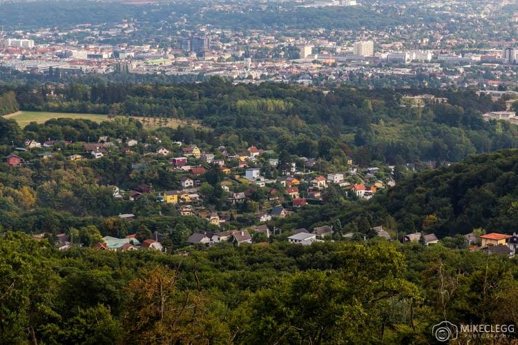 View from Jubiläumswarte