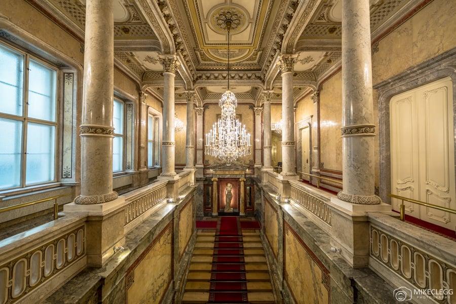 Hotel Imperial Vienna, Austria