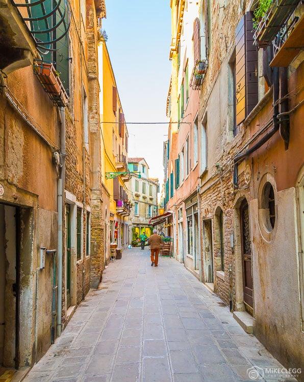 Narrow Streets, Venice