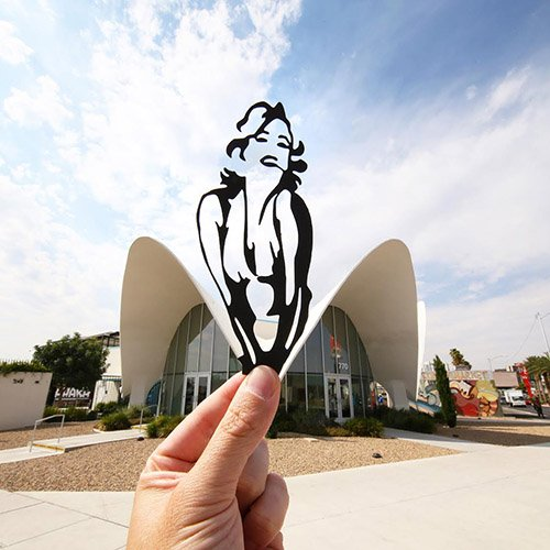 Neon Museum-of Las Vegas by @paperboyo Rich McCor