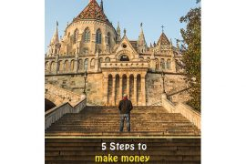 Steps to Make Money from Your Travel Photos