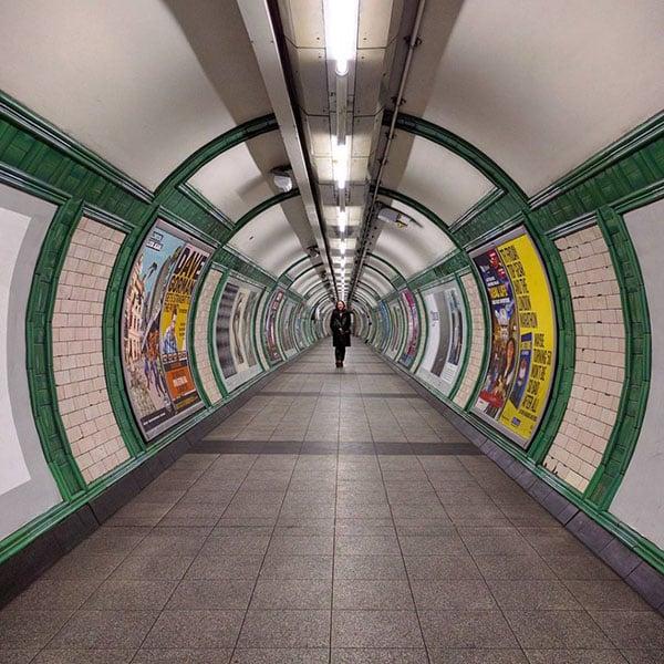 Embankment Station, London