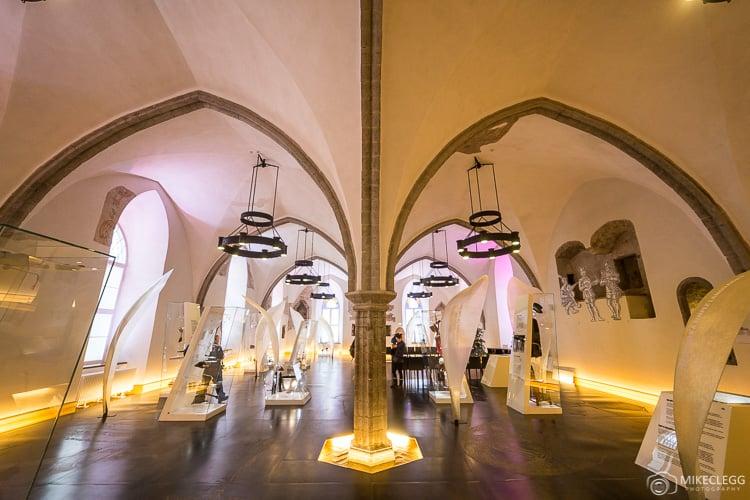 Estonian History Museum - Great Guild Hall