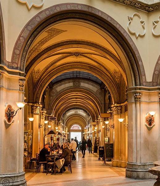 Ferstel Passage Vienna