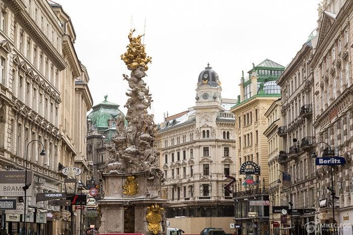 Graben in Vienna